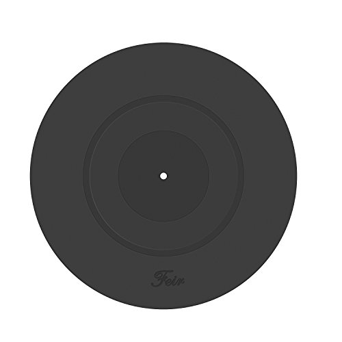rubber turntable - 7
