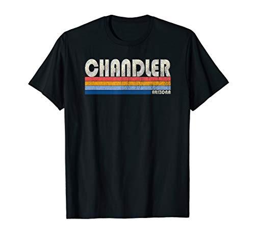 Vintage 70s 80s Style Chandler AZ - T-shirt Vintage Az