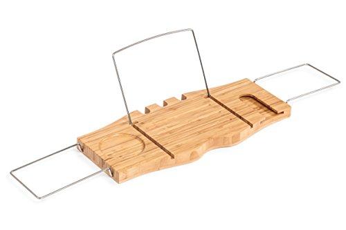 Adjustable Bamboo Bathtub Trademark Innovations