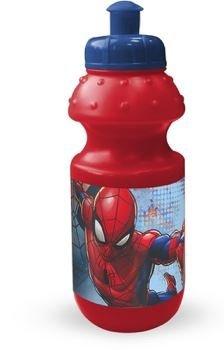 Borraccia spiderman 350ml 48958 licenze STAR - AD spa