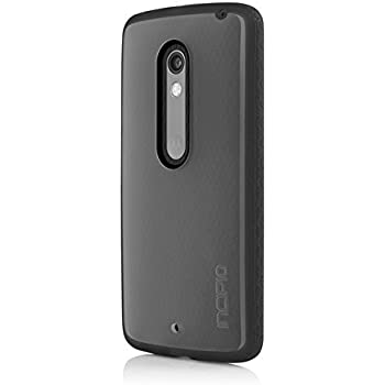 Incipio Octane Carrying Case for Motorola Droid MAXX 2/Motorola Moto X Play - Retail Packaging - Frost/Black