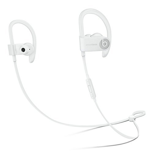 Powerbeats2 Wireless Earphones - White