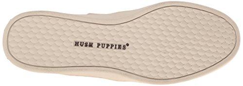 Hush Puppies Womens Koest Gwen Slip-on Loafer Licht Taupe Suède