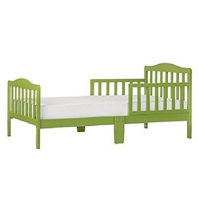 Toddler-Bed-Kids-Bedroom-Furniture-Classic-Design-Children-Safety-Wood-Beds-New by Eade shop