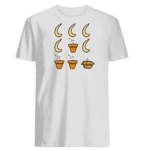 - Banana Banana Banana Terracotta 30 Unisex Short Sleeve Graphic Fashion T-Shirt