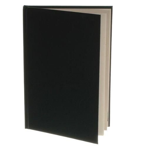 IVORY BLACK HARD BACK SKETCH BOOKS 85GSM A5 Daler Rowney