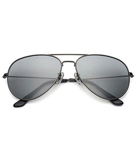 Gafas Las los conducen Sol Sol vidrios de de de los Sol HUHUXIAOWU de de Decoloración de Gafas del Las armazón Ojos Gafas qUZPwxn87