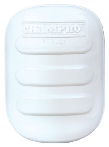 Champro Ultra Light Thigh Pad (White, Youth) by CHAMPRO