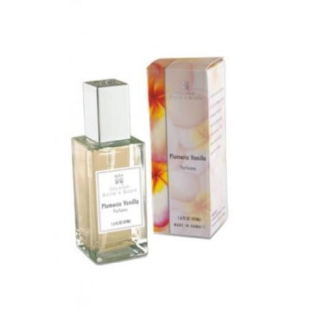 Island Bath & Body Plumeria Vanilla Cologne 3.0oz.