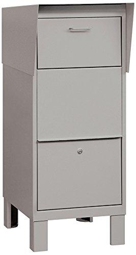 Courier Box, Gray