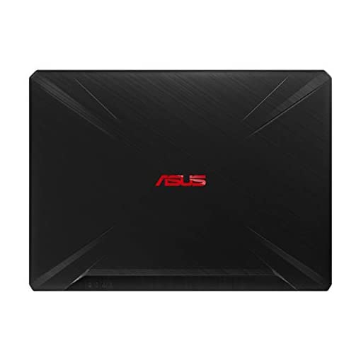 "ASUS TUF Gaming FX505DY-BQ024 - Portátil Gaming 15.6"" FullHD (Ryzen 5 3550H, 8GB RAM, 512GB SSD, AMD Radeon RX560X-4GB, Sin sistema operativo) Negro Red Matter - Teclado QWERTY Español 4"