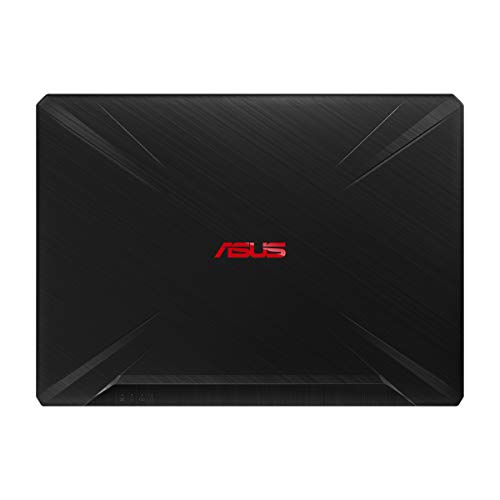 "ASUS TUF Gaming FX505DY-BQ024 - Portátil Gaming 15.6"" (Ryzen 5 3550H, 8GB RAM, 512GB SSD, AMD Radeon RX560X 4GB, sin Sistema operativo) Negro Red Matter - Teclado QWERTY Español 7"
