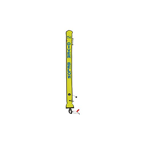 Innovative Concepts Deluxe 72-inch Cordura Safety Tube Yellow ()