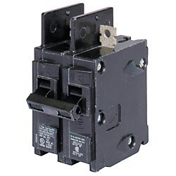 Siemens BQ2B125 125-Amp Double Pole 120 / 240-Volt 10KAIC Lug In / Lug Out Breaker