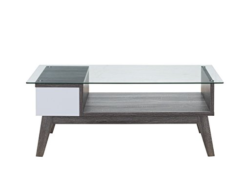 HOMES: Inside + Out IDI-172110 Faulconer Coffee Table