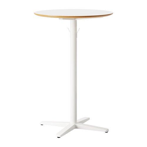 IKEA(イケア) BILLSTA バーテーブル, ホワイト, ホワイト (59128704) B01DSHQVVS