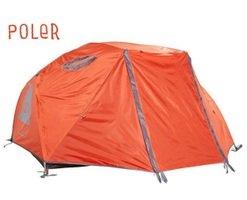 POLER CAMPING STUFF THE TWO MAN TENT ポ-ラ- キャンピング スタッフ ザ ツ-マン テント One Size Orange B01MXLIS5T