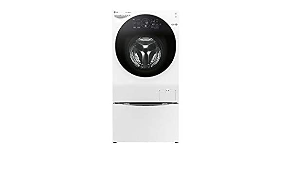 LG F126G1BCH2N Independiente Carga frontal A Negro, Blanco ...