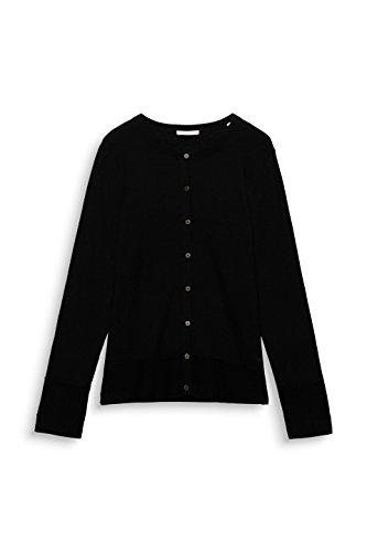 001 Femme edc Gilet Esprit Noir Black by aBqYv76wY8