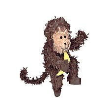 Monkey Pinata with Pull String Kit