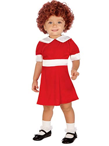 Forum Novelties Little Orphan Annie Child Costume, Toddler ()