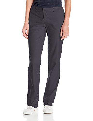 Femmes Dow DickiesFp221 Plat Devant Pant Charcoal WIHe29YbED