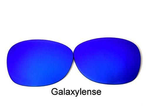 091bcccac3 Replacement Lenses For Ray-Ban RB2132 New Wayfarer Blue 55 mm Polarized   Amazon.co.uk  Clothing