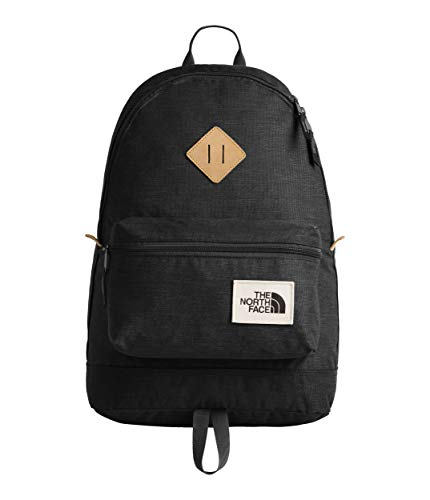The North Face Unisex Berkeley Backpack Tnf Black Heather One Size