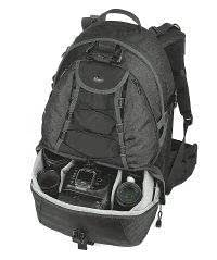 Lowepro CompuRover AW Camera Bag (Black)