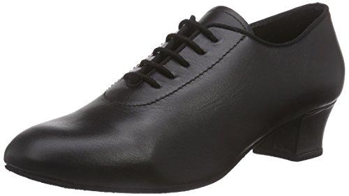 Zapatillas de Trainerschuhe 093 Baila 034 y A Mujer Diamant 034 Negro Jazz Diamant Negro Damen Moderno xgSqnwW40f