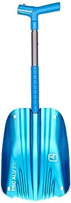 Ortovox Pro Alu III Shovel + Pocket Spike (Blue)