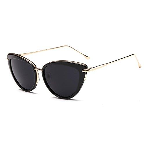 A-Royal 2016 New Fashion Korean Style Personality Colorful Cateye - Sunglasses Sama