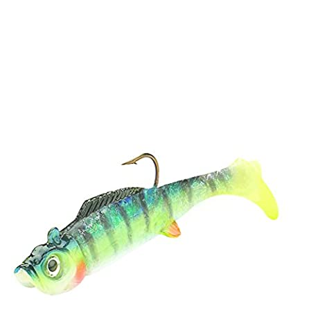 Northland Mimic Minnow Shad-Pack of 6 (1/16-Ounce, Blue) - Northland Mimic Minnow