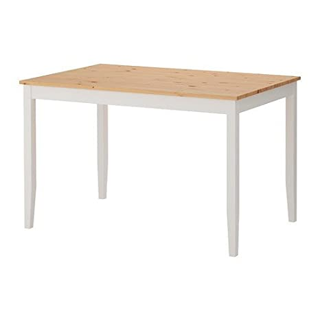Ikea LERHAMN - Barniz para Mesa (118 x 74 cm), Color Claro ...