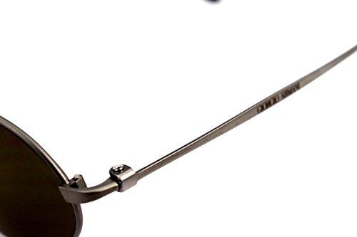 Emporio Armani, Lunettes de Soleil Homme 304173: Matte Titanium