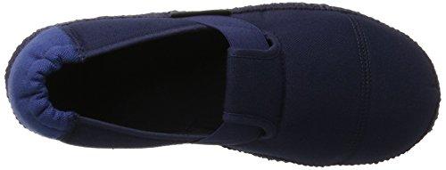 Nanga Klette, Zapatillas de Estar por Casa Unisex Niños Blau (Blau)