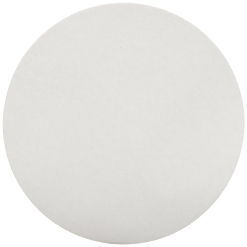 Ahlstrom 0940-1100 Quantitative Filter Paper Circle, 1.5 Micron, Slow Flow, Grade 94, 11cm Diameter (Pack of 100) by Ahlstrom