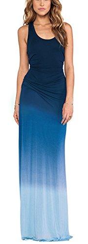 Dip Dye Maxi Dress - 2