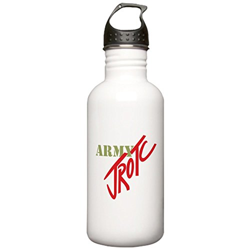 CafePress - Army JROTC Stainless Water Bottle 1.0L - Stainless Steel Water Bottle, 1.0L Sports Bottle by CafePress