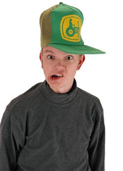 2217b271 Adult Oversized Trucker Hat - Funny Costume Theme!: Amazon.ca ...