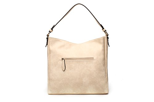 Farrow Collection Bag Crossbody Mia Hobo Designer MKF Adalaya K by Beige gfzwdq