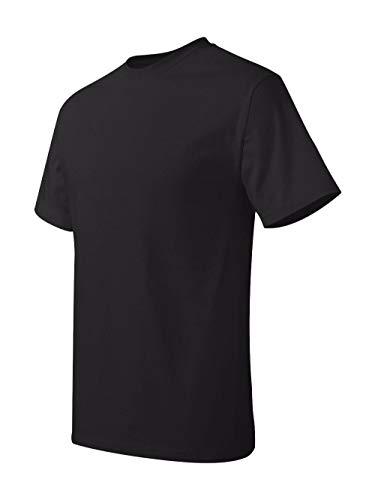 Hanes 6 oz. Tagless T-Shirt 5250T black XXXXX-Large