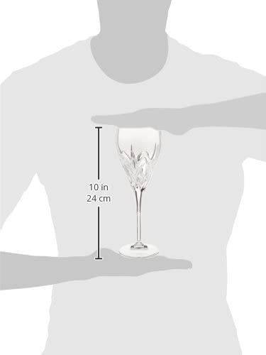 Marquis by Waterford 107263M Caprice White Wine Glass 10 ounce Clear