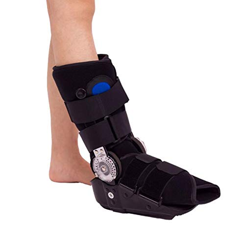 (Air Cam Walker Fracture Boot,Foot Drop Support Corrector for Fracture Recovery of Sprained Ankles,XL)