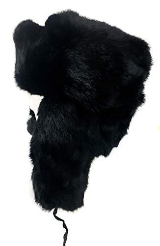Surell Genuine Rabbit Fur...