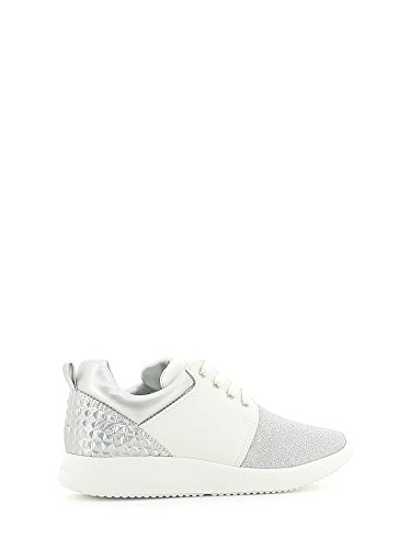Collo Donna Basso Silver a Sneaker Lumberjack Tory White n6faHxwB