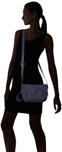Cross Body Spark Night Bag Womens Kipling Blue 5qEBfFfwx