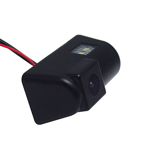 FEELDO CCD Rear View Car Camera With LED Light For Ford Transit Connect Van Parking Camera by FEELDO