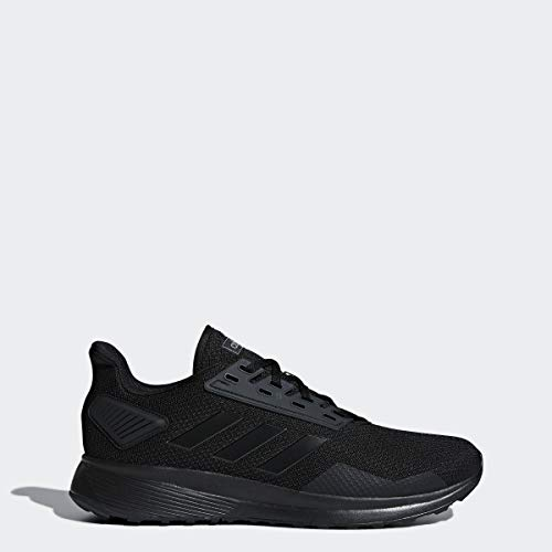 adidas Men's Duramo 9 Running Shoe Black, 10.5 M US