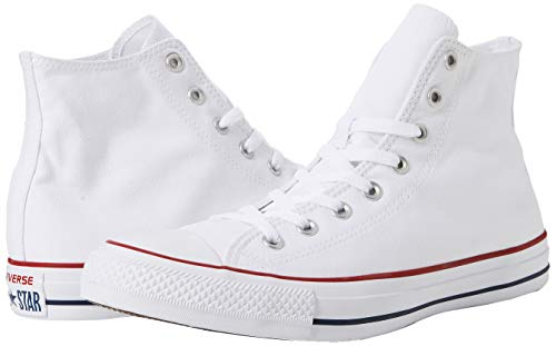 Taylor White Adulto Zapatillas All Converse Chuck Optical Star Unisex Altas O6wqnT7PH